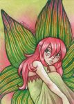 Mystery Plant ATC:ACEO by JLGribble