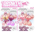 Growth Competition #2 - NUDE Edition! by maxflax