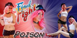 Poison-Final Fight by MalakisMarvels