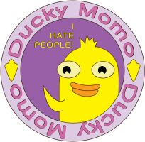 Ducky Momo- I Hate People by lozartist