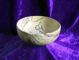 Wooden bowl by wdh61
