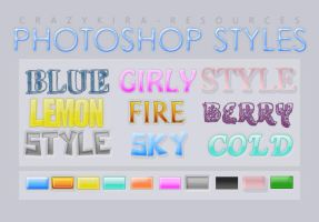 Styles .3 by crazykira-resources