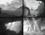 Landscape thumbnails by JoaoSMarques