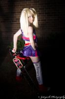 Juliette (Lollipop Chainsaw) at Anime Midwest 2012 by N1k0nSh00ter