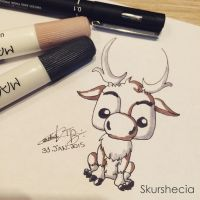 Little Sven by skurshecia