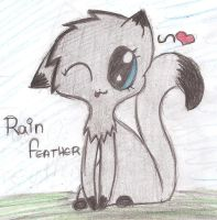 rainfeather request by 1-zombie-kitty-1