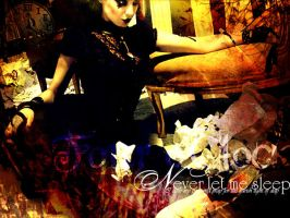 Emilie Autumn Wallpaper 2 by ladycornicula