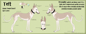 Teft Reference Sheet by CrossHound213