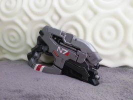 N7 Eagle (Mass Effect) by eidylon