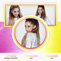 Pack Png 73// Ariana Grande. by ExoticPngs