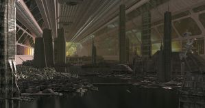 Space City 270 by maxq3d
