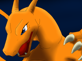 charizard by rianneZ