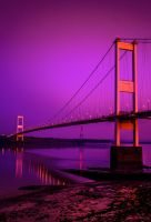 The Severn by Wayman