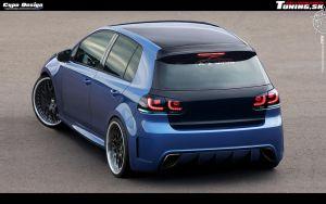Volkswagen Golf VI. by CypoDesign