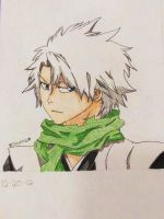 Happy Birthday Toshiro! by blackravens4