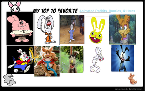 K-Dog0202's Top Ten Favorite Rabbits part 2 by K-dog0202