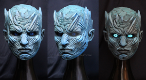 The Night King mask by Creoharry