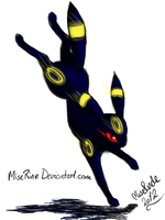 .:Umbreon:. by MiseRine
