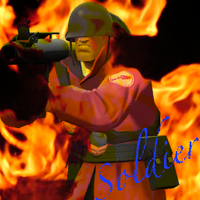 TF2: Soldier by NeekoL4D