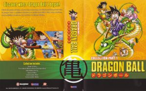 Dragon Ball - Collection - Part One - Back by salar2
