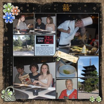Japanese Steakhouse by klconnors