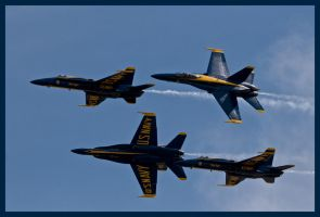 El Centro Angels I by AirshowDave