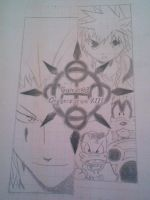 Card 3: 'Organization XIII' by firagare