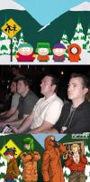 South Park Reaction Guys by Rudedude55