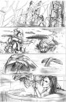 Harley Quinn page by Csyeung