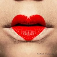 red lips by hellbred