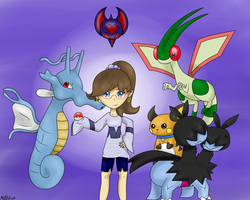Day 14: Gym Leader Specialty by Aven-Mochi