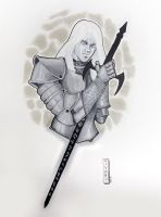 Elric by Iconograph
