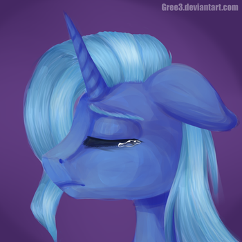 The Weak and Powerless Trixie by Gree3