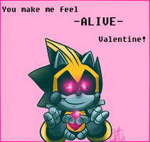 Happy Valentine's Day 2015! by Poulterghiest