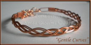 Gentle Curves 141 by Zorias