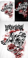 Effigy of Sorrow - Tee Shirt Design by dav0512RT