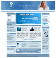 IT Web Site by luiscds