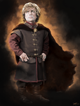 Tyrion Lannister by JLeonardK