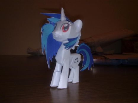MLP Papercrafts by RainbowDashi