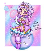 Collab: Soapy Bubbles by Meinona