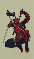 Deadpool Poster - Final by Obi-Waton