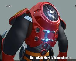 Battlesuit Mark IV Expansion Wip1 by TargetView