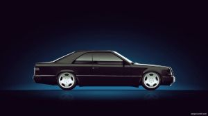 Mercedes benz w124CE by sergoc58