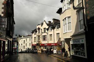 Keswick streetscape 2 by wildplaces