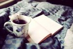 Your tea and a good book by sammof
