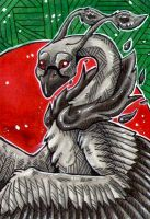 ACEO #327 Blutfeder by Beast91