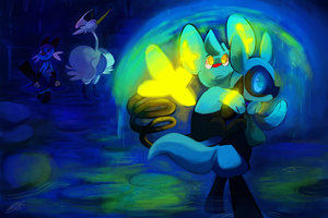 Water Cave Exploration by Shellyshockz