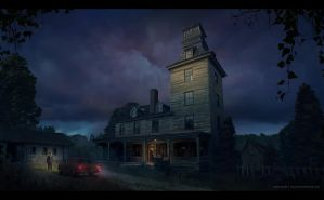 Murder House by stayinwonderland