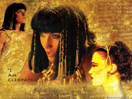 Egyptian Xena by karmievarya