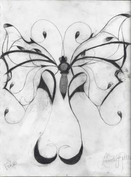 Butterfly by came11e